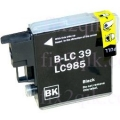 Brother LC-39 BLACK compatible ink cartridge