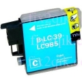 Brother LC-39 CYAN compatible ink cartridge
