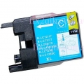 Brother LC-77 CYAN ink cartridge (compatible)