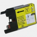 Brother LC-77 YELLOW ink cartridge (compatible)